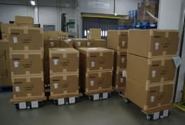 Автоматизация склада, распределительного пункта