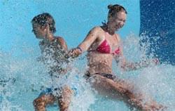 Аквапарк или бассейн: Автоматизированные платежно-пропускные системы