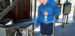 Автоматизация фитнес клуба
