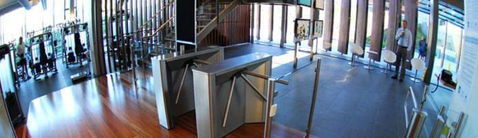 Автоматизация фитнес центра
