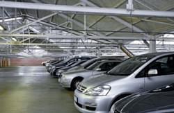 Автоматизация паркингов