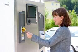 Платежно пропускная система для парковочных комплексов