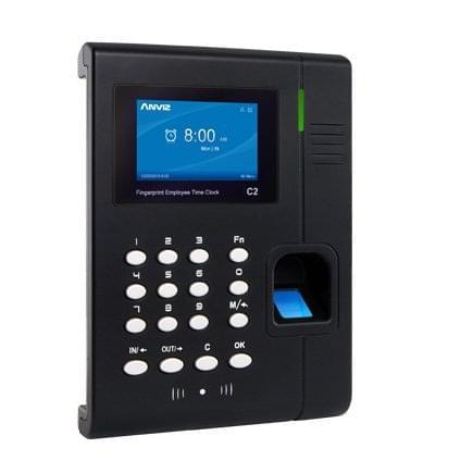 Bio-Station C2 - биометрический терминал учета рабочего времени
