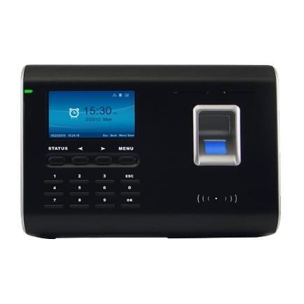 Bio-Station C3 - биометрический терминал учета рабочего времени