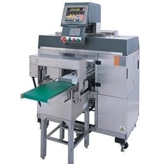 Весовой этикетировщик-упаковщик DIGI AW-4600CPR