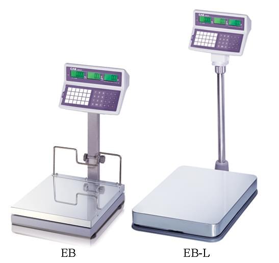 торговые весы CAS EB