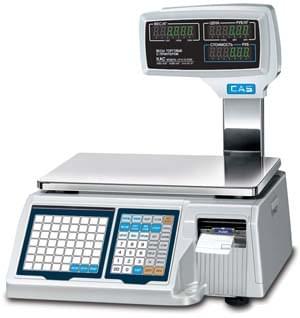 весы CAS LP-II