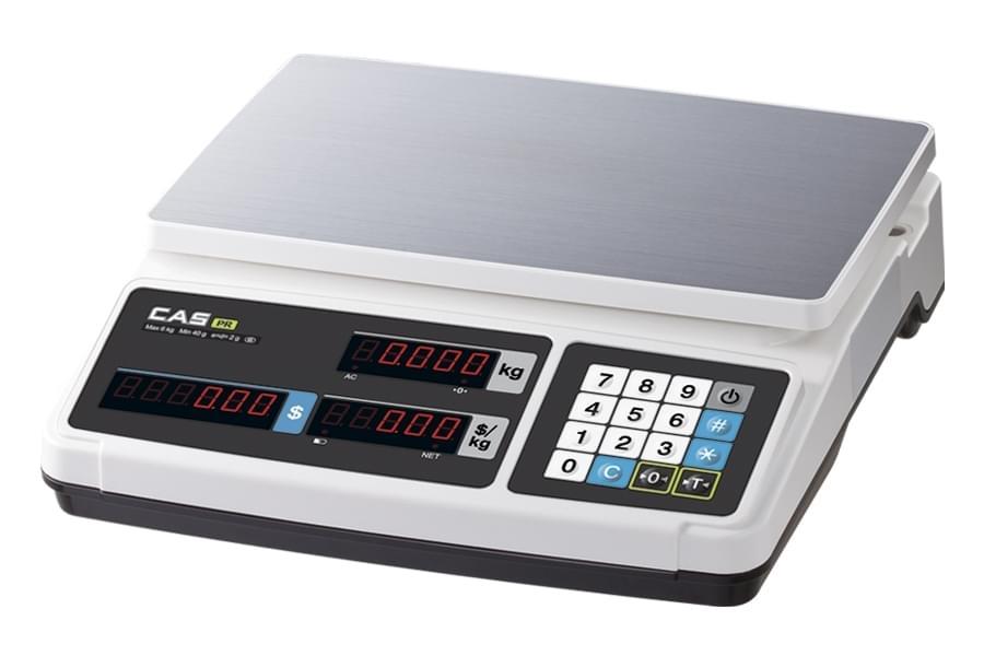 торговые весы CAS PR