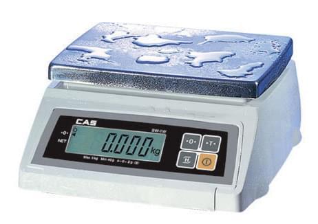 торговые весы CAS SW-W