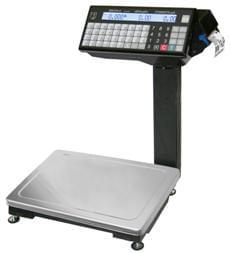 Весы с печатью этикеток Масса-К ВПМ-Т1